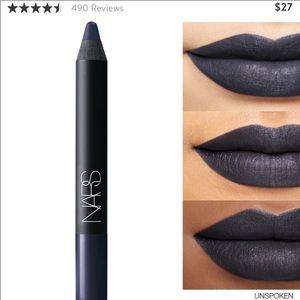 """2/$25 NARS Velvet Matte Lip Pencil """"Unspoken"""""""